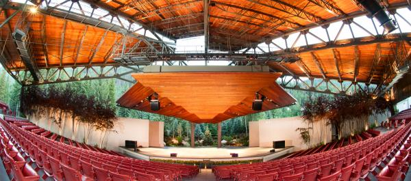 The Gerald R. Ford Amphitheater