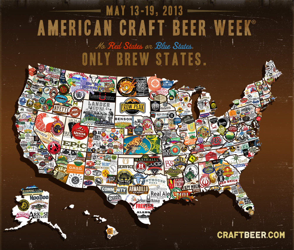 For Craft Beer Week A Frosty Pint Of Growth Diversity And Jobs