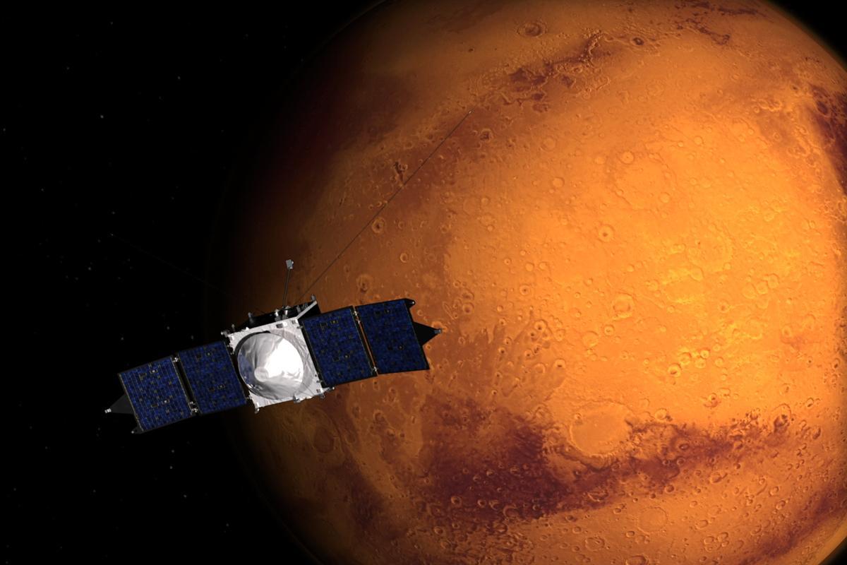 maven space probe to mars november 18 2017 - photo #13