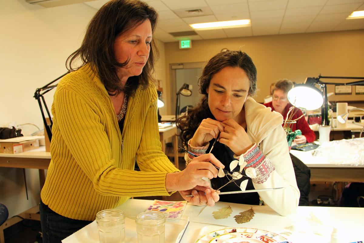 Denver\'s School Of Botanic Art Teaches Students To See Nature With ...