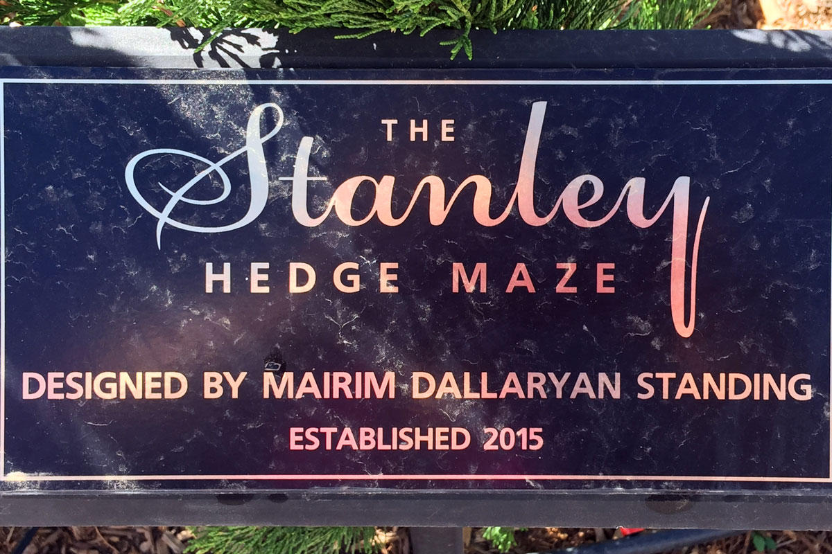 Once The Maze Grows In The Stanley S Shining Ties Will
