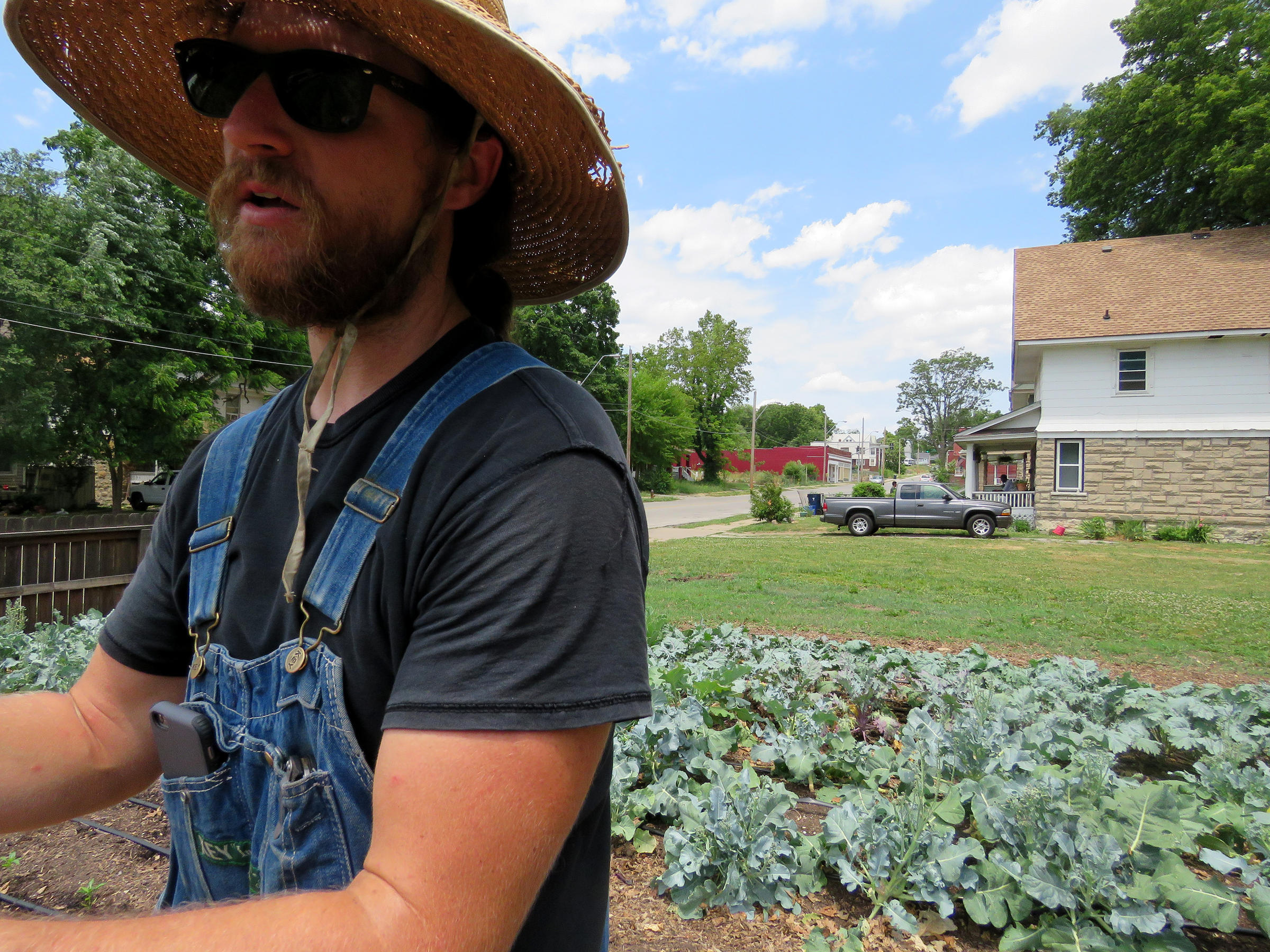 So What Exactly Is The Benefit Of Urban Agriculture?