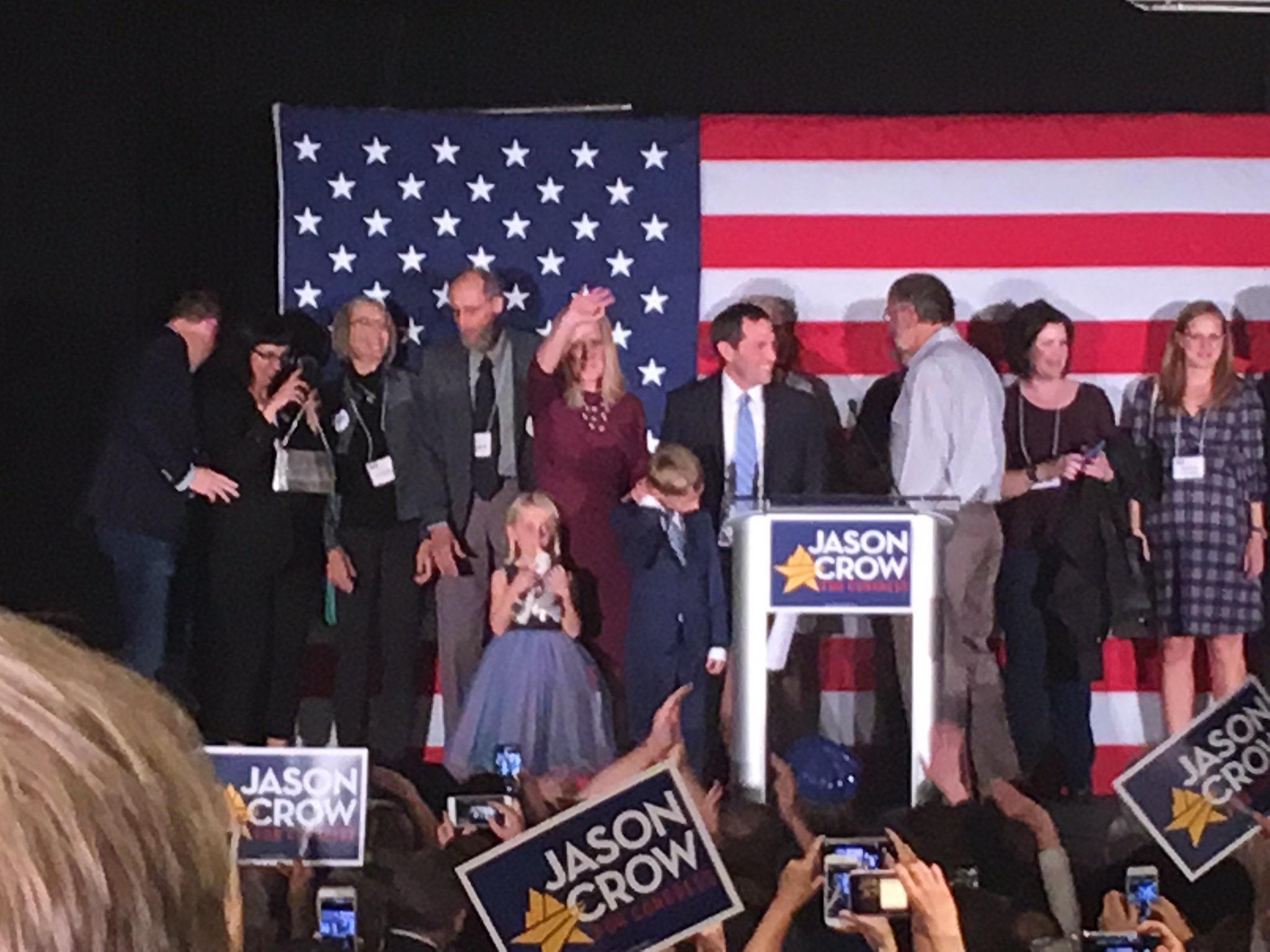 Election Night Wrap-Up: Polis Wins Governor, Crow Wins CD6 ...