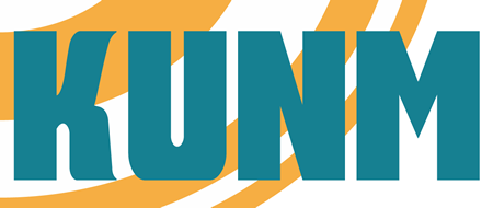KUNM logo