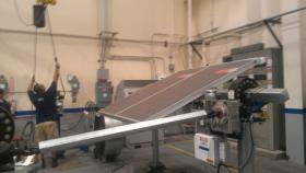 Array Technologies builds solar tracking systems and has found numerous opportunities through large utility projects.