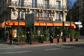 Cafe Regalia, 15th arrondissement, Paris