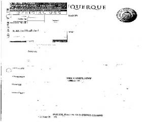 Sample pages from the APD redacted files