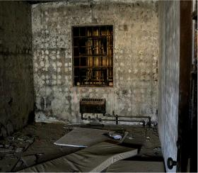The old state penitentiary in 2009.