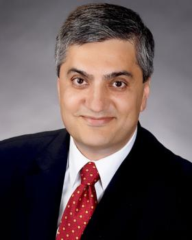 UNM Provost Chaouki Abdallah