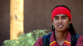 """""""What we need from our tribal leaders and policymakers is more traditional knowledge, traditional leadership and a bigger role in the communities."""""""