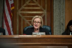 Sen. Claire McCaskill sponsored the Victims Protection Act of 2014.