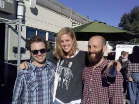 Wildewood: Alex, Meredith and Greg.