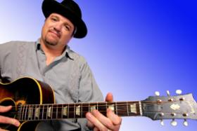 Local guitar legend Chris Dracup