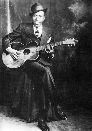 Robert Johnson, circa 1935