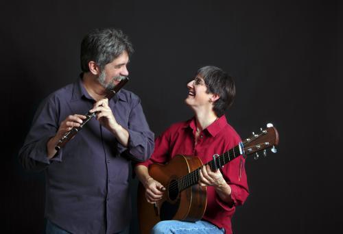 Grey Larsen & Cindy Kallet