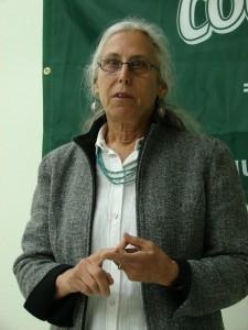 Health advocate Carol Miller