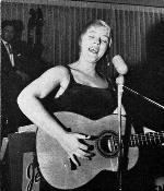 Barbara Dane, 1960