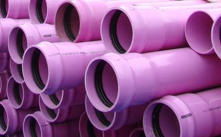 In the US, purple pipes are used to distinguish reclaimed water from potable water.