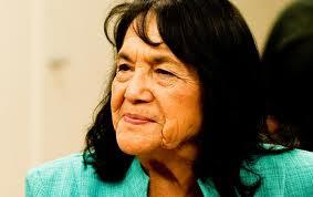 Dolores Huerta, Activist for Women's and Civil Rights