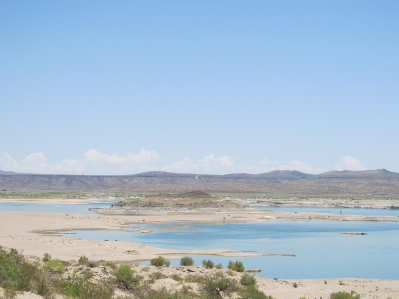 Elephant Butte Reservoir