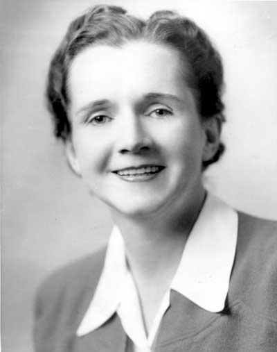 Rachel Carson worked most of her professional life for the U.S. Fish and Wildlife Service. In 1958, when she started writing Silent Spring, she was 50 years old.