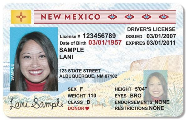 Gov Martinez Formally Requests Real Id Waiver Family