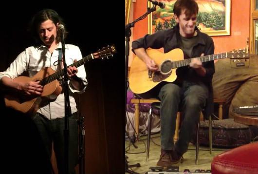 David Berkeley and Ben Wright