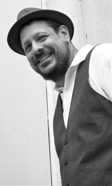 Max Masri (Tanghetto Founder & Bandleader)