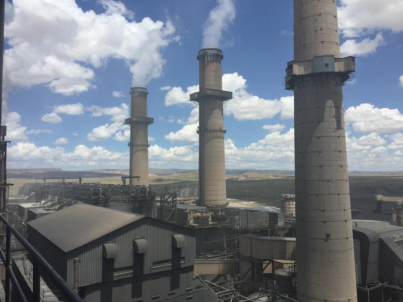Owners of the San Juan Generating Station plan to retire two units in 2017 which is expected to reduce pollution.