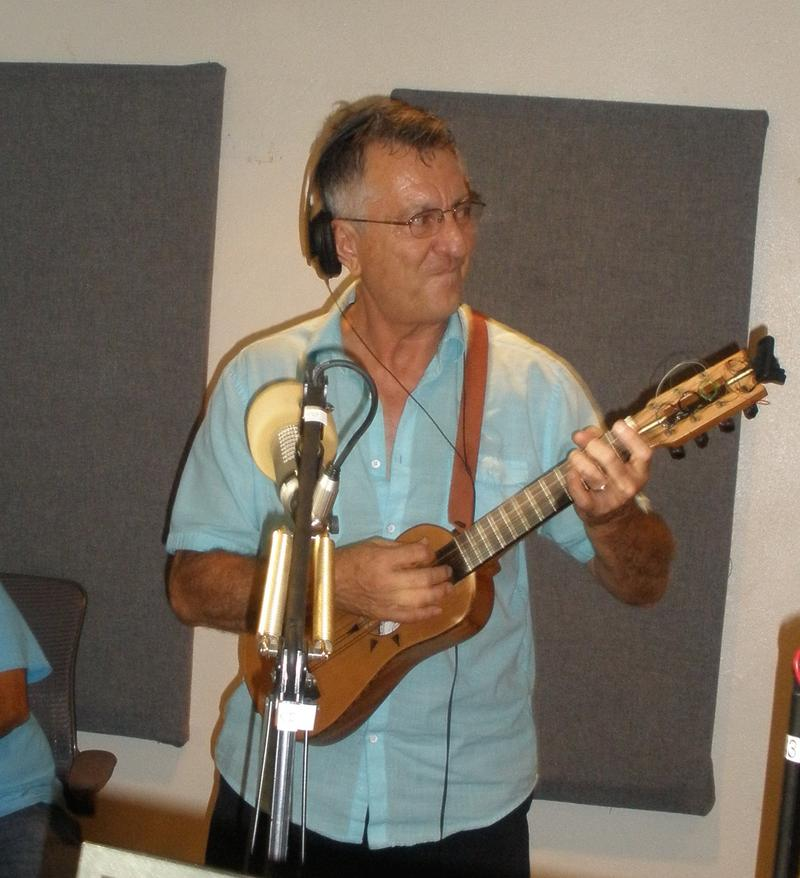 Sam Candelaria (Requinto and Jarana)