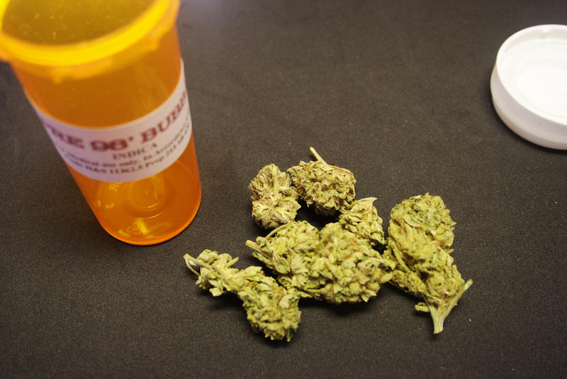 Lawsuit claims state licensing laws discriminate against rural residents who use medical marijuana.