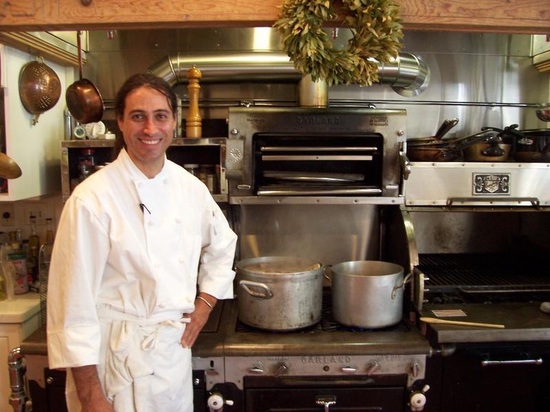 Chef Jonathan Perno