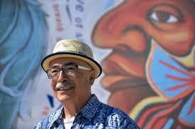 Juan Felipe Herrera, U.S. poet laureate (2015-2016)