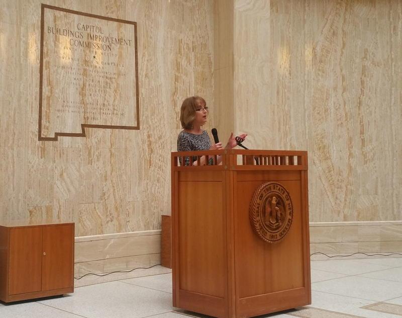 New Mexico Department of Health Secretary Retta Ward