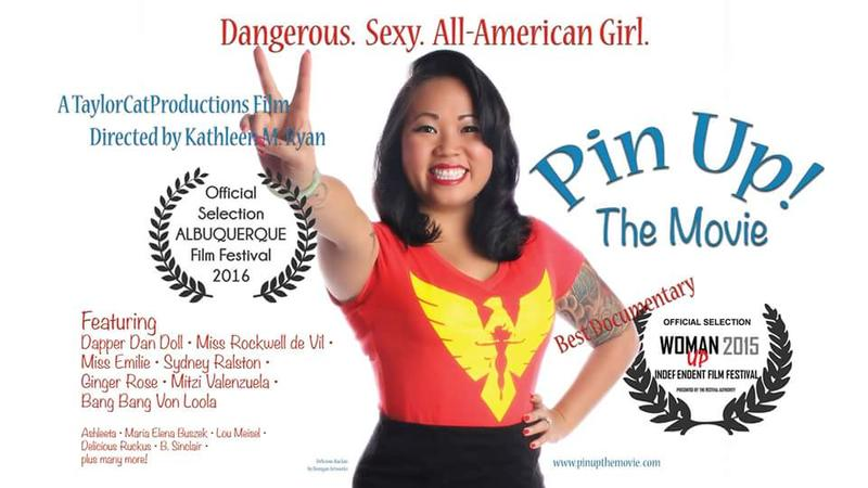"Poster for ""Pin Up: The Movie"""