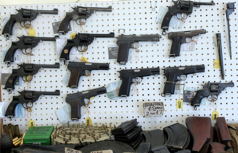 "Under President Obama's executive order, people who are ""in the business"" of selling guns will have to get a license and perform background checks on their customers."