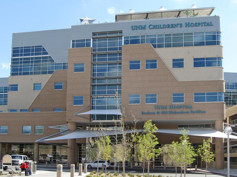 Richardson Pavilion at UNM Health Sciences Center