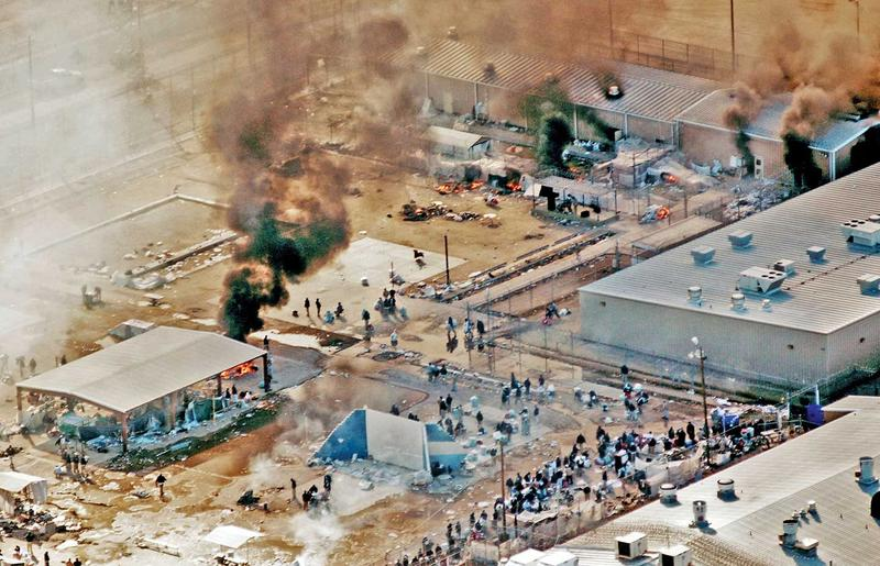 At least five times since 2008, inmates have rioted in the BOP's contract prisons. The unrest has often come after medical care complaints.