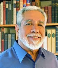 Retired City Councilor Rey Garduño
