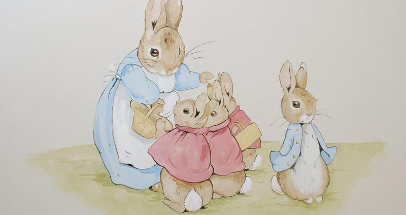 Beatrix Potter's bunnies