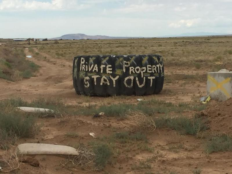 Developers have said that without master planning communities with tools like TIDDs they run the risk of being built haphazardly without infrastructure in place -- which many say was the case for Pajarito Mesa pictured above.