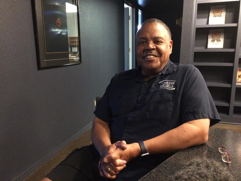 Kenneth Carson Jr. owns Nexus Brewery in Albuquerque and gives all his employees paid time off.