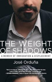"""The weight of Shadows"" by José Orduña (Cover)"