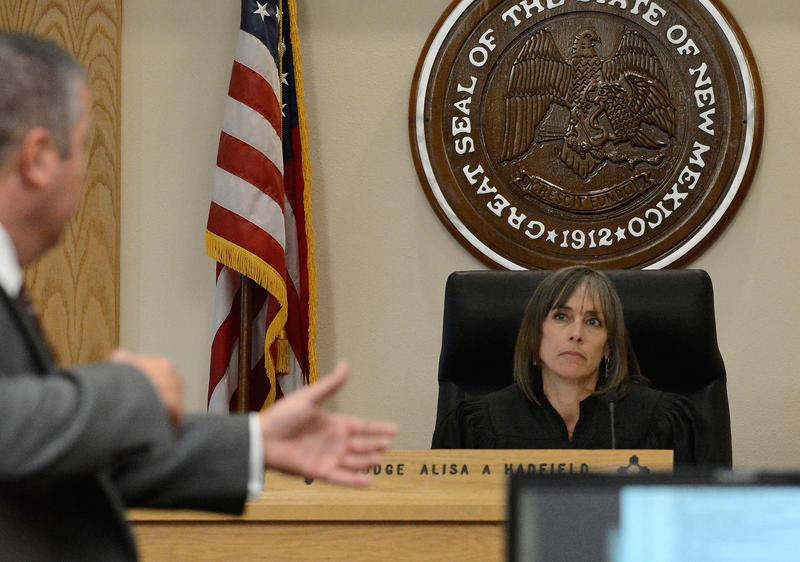 Judge Alisa Hadfield