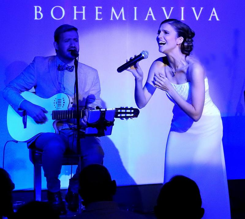 Bohemia Viva (Andrea Mottura & Luis Luján)