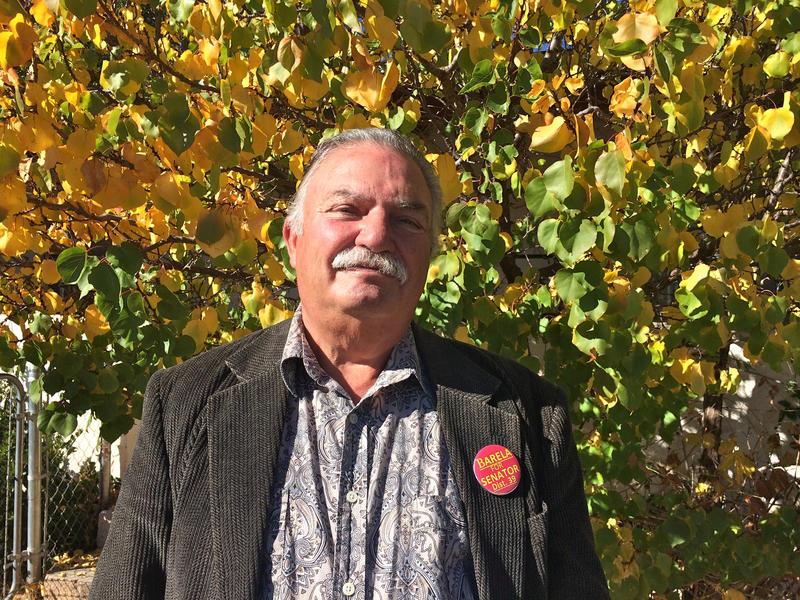 Pastor Darrell Roberts
