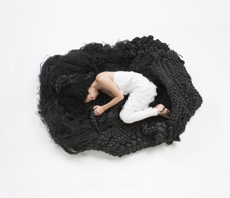 Comfort Hair-Nest, Yun Kim