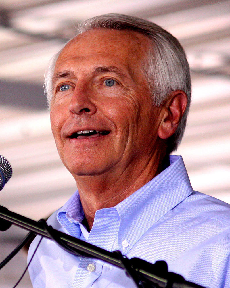 Former Kentucky Governor Steve Beshear expanded Medicaid under the Affordable Care Act.
