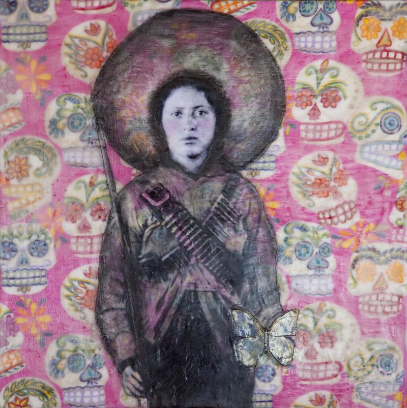Día de Metamorphosis (Day of change) by Angel Wynn