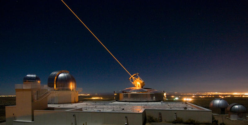 The Sodium Guidestar and the Starfire Optical Range at Kirtland Air Force Base
